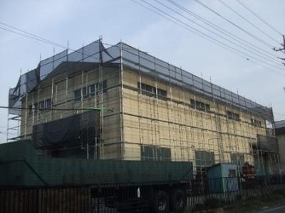綾瀬市 屋根塗装