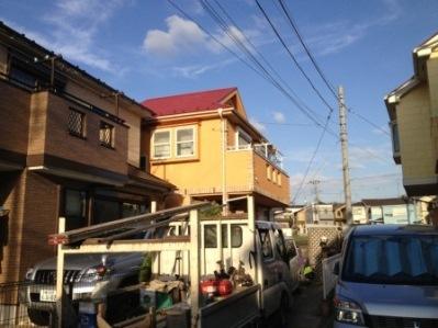 横浜市 瀬谷区 外壁塗装�B