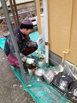 厚木市 外壁塗装�J