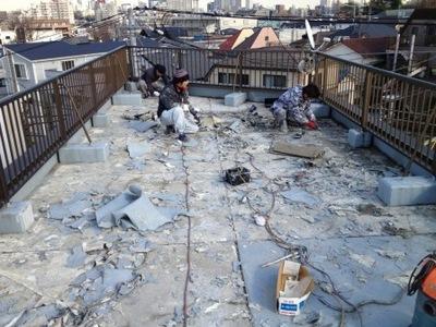 屋上防水�A