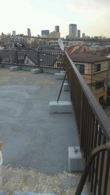屋上防水�B