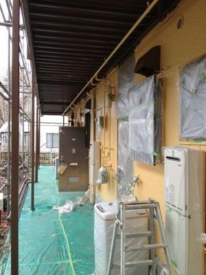厚木市 外壁塗装�K