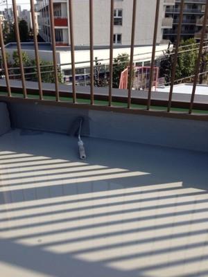 屋上防水�E