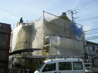 横浜市都筑区 外壁・屋根塗装