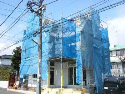 都筑区 塗装工事