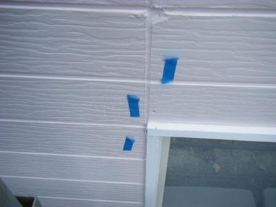 外壁塗装 ダメだし