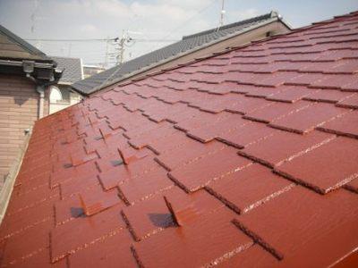 相模原市 屋根塗装