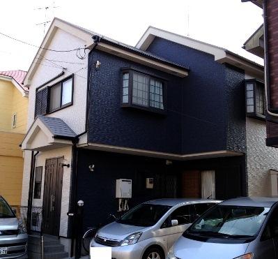 横浜市 瀬谷区 外壁塗装�D