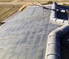 南足柄 屋根塗装