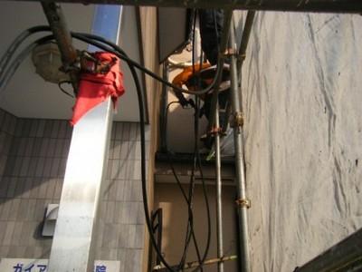 厚木市 外壁 洗浄