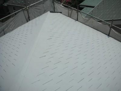 屋根塗装 ガイナ 仕上がり