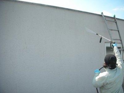 横浜市外壁塗装洗浄