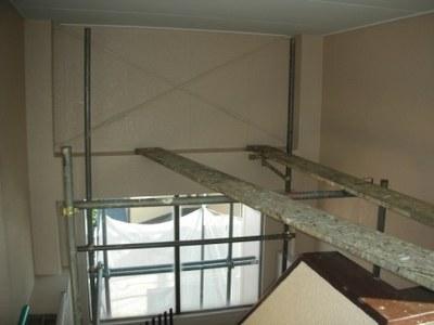 階段室 天井