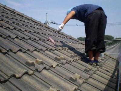 屋根塗装 シーラー